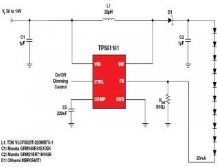 新型LCD驱动电路IP核的总体设计
