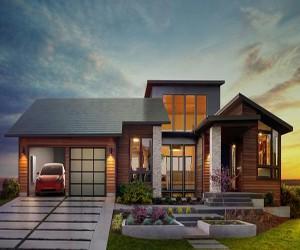 特斯拉太阳能瓦片和家用电池为什么意义深远?