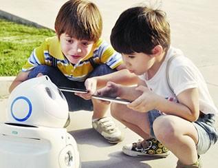 科技宅家的孩子都在玩这些智能玩具