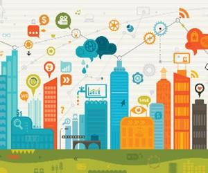 物联网各领域市场规模及企业总览