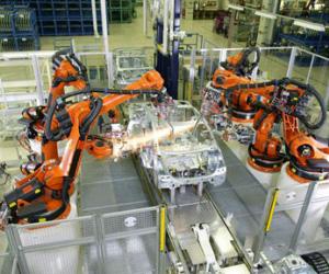 机器人将引发第五次工业革命 全球企业互通最重要