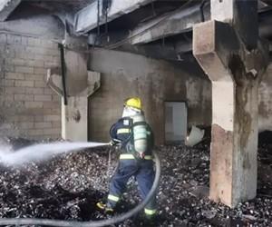 又一电池工厂发生火灾!未造成人员伤亡(图文)