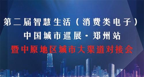 智慧生活(消费类电子)中国城市巡展郑州站