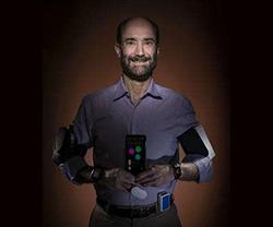 """可穿戴传感器""""监测""""身体 能告诉你有没有生病"""