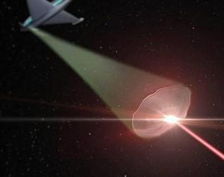 """激光将地球大气层变成""""放大镜"""""""