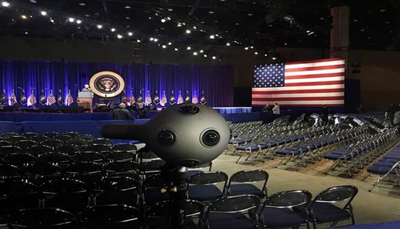 深度:详解如何用VR直播奥巴马总统告别演说