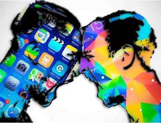 手机巨头专利战:三星华为贴身缠斗 苹果大战高通