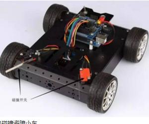 """机器人的""""五官"""":数字传感器的应用"""