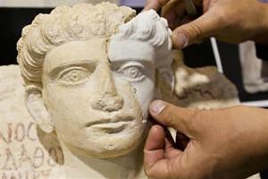 3D打印助力修复被ISIS损坏的叙利亚文物