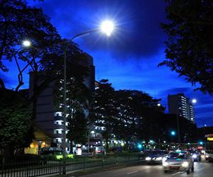新加坡欲用街灯构建全国传感器网络