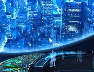 """新型智慧城市联接全城 改善""""大城市病"""""""