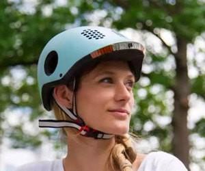 Classon智能头盔 头盔中的战斗机?