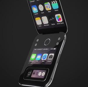iPhone8:翻盖设计还带子母机