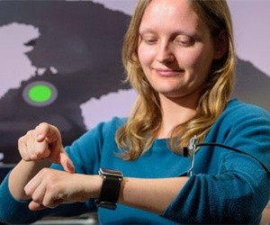 WatchSense:隔空与智能手表交互