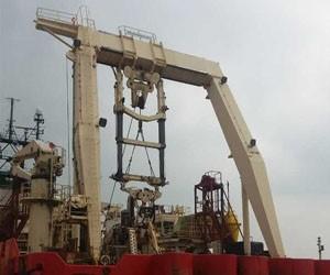 我国成功完成5000米级海底光缆海试