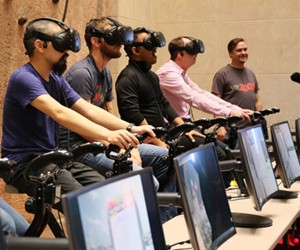 VirZOOM欲用VR技术改变健身体验