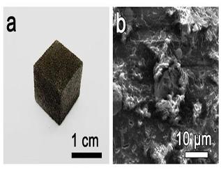 研究人员利用激光3D打印出原子薄石墨