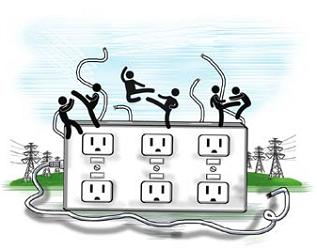 地方间壁垒突出 清洁能源东送受阻