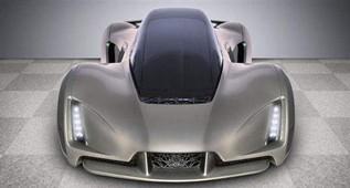 世界首款3D打印跑车:帅过保时捷,快过布加迪