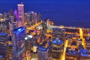 芝加哥10亿元LED路灯项目正在进行