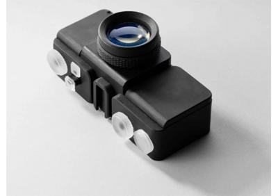 采用立体光刻技术的3D打印相机镜头