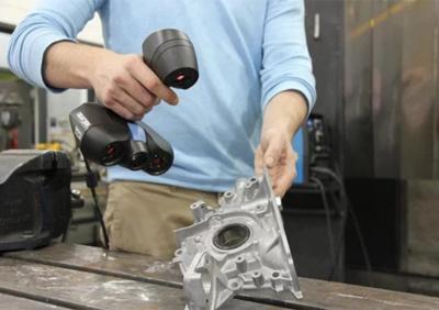 3D打印机和3D扫描仪结合