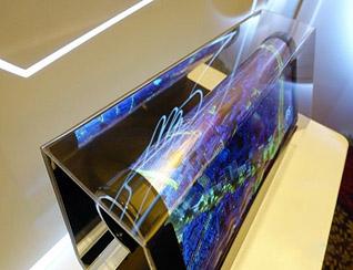 柔性OLED智能手机显示屏的机遇