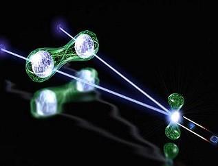 光—物质量子纠缠实现50公里光纤传输