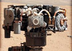 滤光片助好奇号拍火星日偏食
