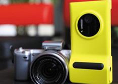 与索尼微单NEX-5N对决:Lumia1020拍照是否独孤求败?
