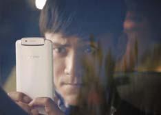 一见倾心?1300万可旋转拍照 OPPO N1手机抢先评测(图文)