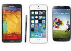 Galaxy/iPhone/HTC/LG终极评测对比 5S笑傲群雄(图文)