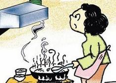 """观点:""""中式烹饪影响PM2.5""""带来中国厨电的革命"""