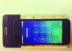 机皇尺寸趣味PK:iPhone 5完败Galaxy Note 3(图文)