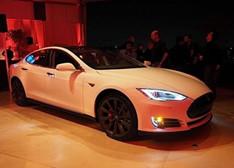 秒杀比亚迪:特斯拉Model S P85D 四驱百公里3.2秒