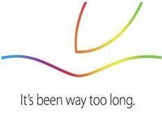 倾情回顾十年苹果发布会邀请函:魅族华为小米输在起点就输了!