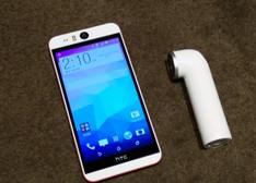 华为Mate7/三星Note4老了!HTC Re深度上手:全新的拍照体验