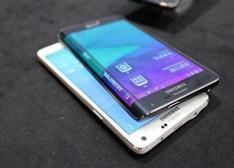 【强者之战】三星Note Edge Vs iPhone6:MX4 pro/Mate7无法比拟
