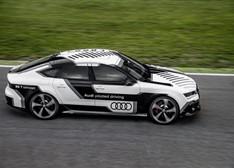 叫板特斯拉 奥迪将发布自动驾驶版RS7(图组)