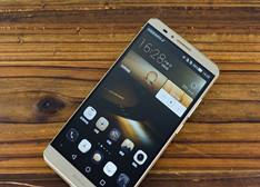 华为Mate7大屏手机上手体验:性能媲美平板  魅族MX4 pro压力山大