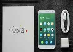 """【黄章的骄傲】白色魅族MX4 """"1980""""逆袭iPhone 6/6 Plus"""