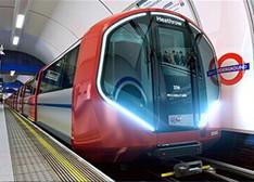 """看LED如何打造伦敦""""科幻新地铁"""""""