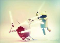 Android对撞iOS 对比华为Mate7与苹果iPhone6 Plus魅族MX4Pro太渺小