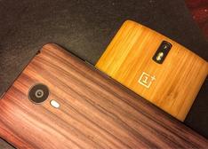 对比评测:木纹版魅族MX4对比一加 索尼Z3与三星Note4比设计