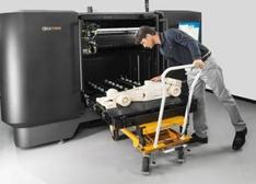 全球3D打印代表企业及市场现状透析