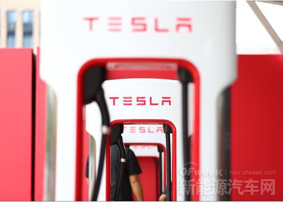 特斯拉疯狂布局中国:充电桩总数全球第二