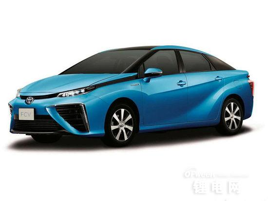 丰田称提高了FCV电池膜电极组件的耐久性