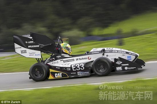 最快电动汽车百公里加速不到1.8秒 比亚迪特斯拉可借鉴