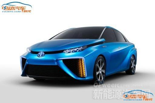 """""""终极环保""""还是""""寓军于民""""解读日本为何热衷氢燃料电池汽车?"""