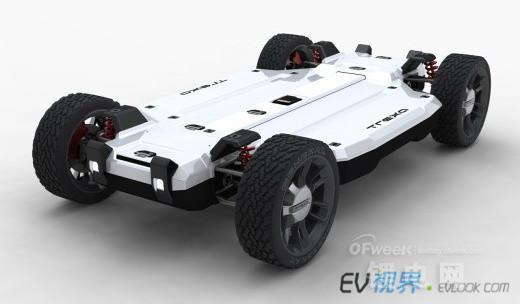 电动车充电新解 杭州开发出自动底盘换电池技术